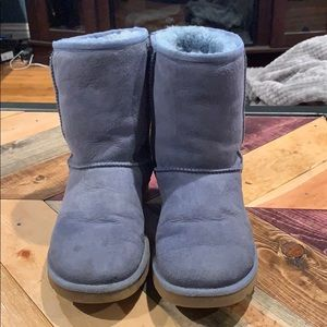 Blue Short Uggs
